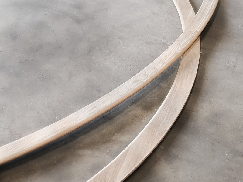 Gentil How To Deal With The Issue Of Prefinished Floors And Curved Stair Nosing    National Hardwood