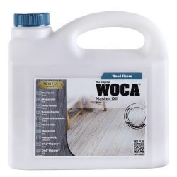Woca Master Oil Finish White 2.5 liter-0