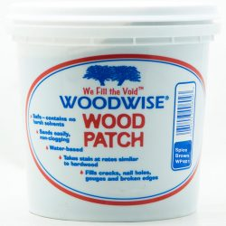 WoodWise Wood Patch WP401 Spice Brown 1 gal-0