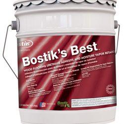 Bostik's Best Wood Flooring Urethane Adhesive and Moisture Vapor Retarder-0
