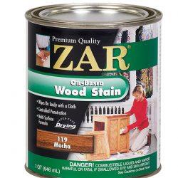 ZAR Oil Based Wood Stain Danish Walnut 11912-0