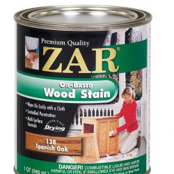 ZAR Oil Based Wood Stain Country White 12139-0