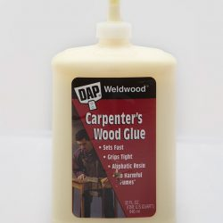 DAP Weldwood Carpenter's Wood Glue 32oz-0