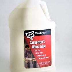 DAP Weldwood Carpenter's Wood Glue 1 gal-0