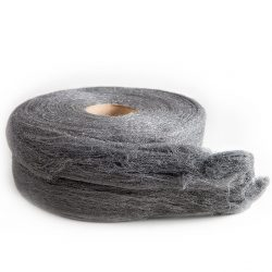 Steel Wool Roll #00 20/case-0
