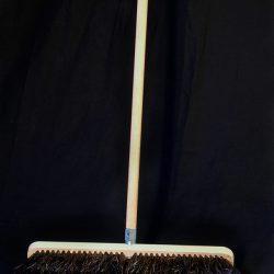 6' Wooden Broom Handle-0