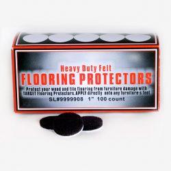 "Heavy Duty Felt Flooring Protectors 1"" box-0"