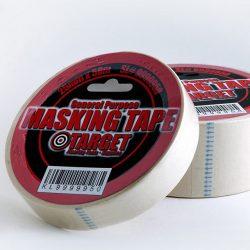 """Natural Masking Tape 1"""" x 164'-0"""