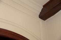 Mahogany moulding Natural Color