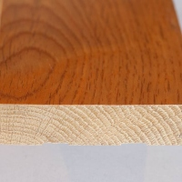 "Cross Wood Section  3/4"" x 5"""