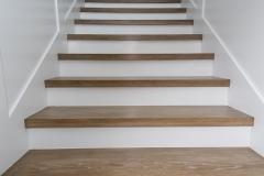 Standard oak treads