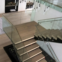 Custom floating steps