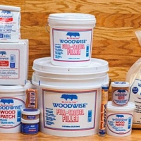 Woodwise Wood Filler Products -  have set the trade standards for excellence. Created by and for wood flooring professionals, they understand the unique needs of the industry.  Six different formulations for a variety of applications.