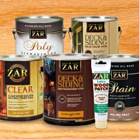 Whether you need to match your existing decor or it's time to shake things up a little, ZAR® offers an unbeatable combination of rich color, superior performance and reliable durability, in interior and exterior finishes.