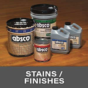 Stains / Finishes