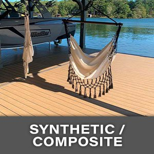 Synthetic / Composite decking