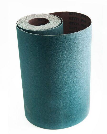 """12"""" Zirconium Econo Roll 24 grit-0"""