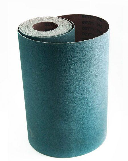 """12"""" Zirconium Econo Roll 50 grit-0"""