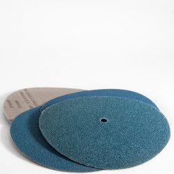 "7"" x 5/16"" Zirconium Edger Disc 50 grit-0"