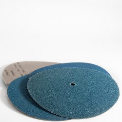 "7"" x 5/16"" Zirconium Edger Disc 60 grit-0"