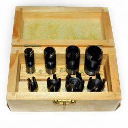 Plug Cutter Set 8 piece-0
