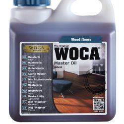 Woca Master Oil Finish Natural 2.5 liter-0