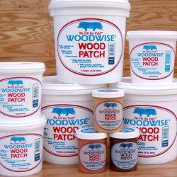 WoodWise Wood Patch WP601 Walnut 1 gal-0