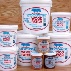 WoodWise Wood Patch WP801 White 1 gal-0