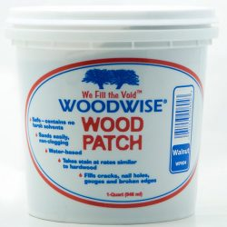WoodWise Wood Patch WP104 Red Oak 1 qt-0
