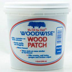 WoodWise Wood Patch WP604 Walnut 1 qt-0