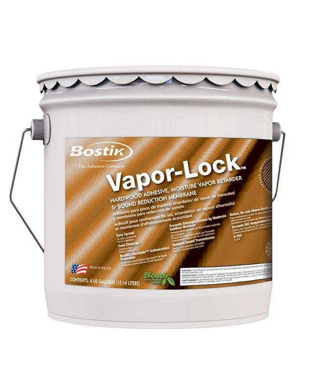 Bostik Vapor-Lock,Hardwood Adhesive 4gal