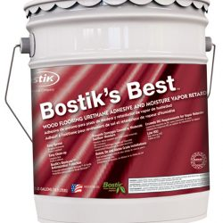 Bostik's Best Wood Flooring Urethane Adhesive and Moisture Vapor Retarder-0