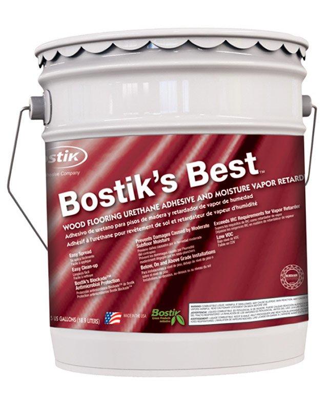 Bostiks Best Wood Flooring Urethane Adhesive And Moisture Vapor