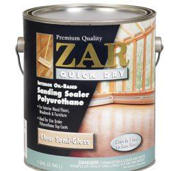 Zar Quick Dry Polyurethane 1 gal-0