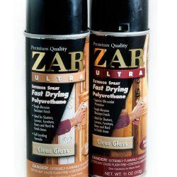 Zar Quick Dry Polyurethane 1 qt-0