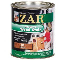 ZAR Oil Based Wood Stain Cherry 11612-0