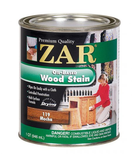 ZAR Oil Based Wood Stain Danish Walnut 11912-0