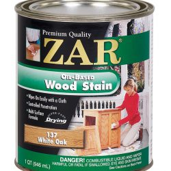 ZAR Oil Based Wood Stain White Oak 12137-0