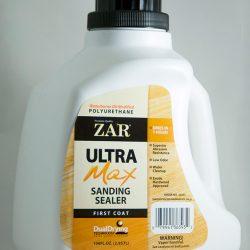 ZAR Ultra Max Waterborne Oil Modified Sanding Sealer -0