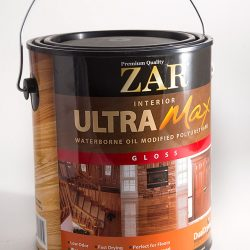 ZAR® Ultra Max Interior Waterborne Oil Modified Polyurethane Gloss-0