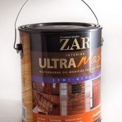ZAR® Ultra Max Interior Waterborne Oil Modified Polyurethane Semi Gloss-0