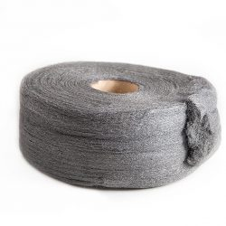 Steel Wool Roll #000 20/case-0
