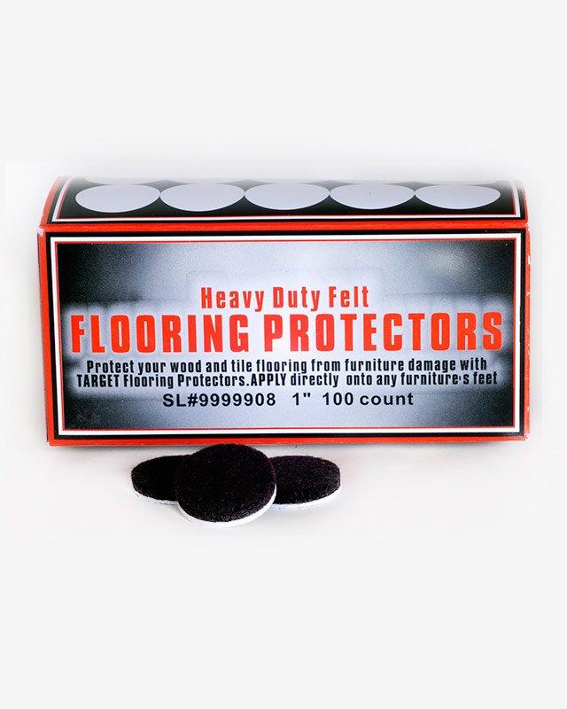 Harco Air Cleaner : Heavy duty felt flooring protectors quot rounds self
