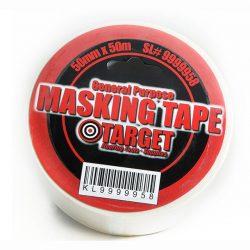 """Natural Masking Tape 2"""" x 164'-0"""
